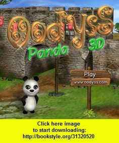OodysS Panda 3D, iphone, ipad, ipod touch, itouch, itunes, appstore, torrent, downloads, rapidshare, megaupload, fileserve
