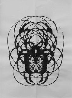 Gilles Balmet, Tsuba, 2010  (Gilles Balmet, «Looking through the window» exhibition , Vernissage le samedi 07 septembre 2013 : DOMINIQUE FIAT)