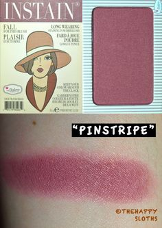 TheBalm Instain Blush in