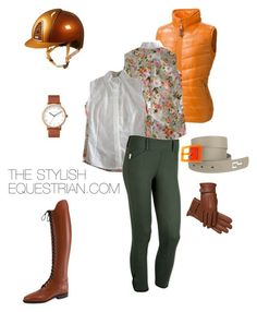 """""""Untitled #65"""" by rachel-reunis on Polyvore featuring The Horse"""