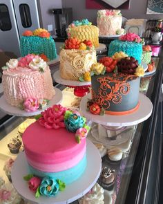 Need a cake? Weve got you covered! Stop in to either location for a wide selection of ready to go buttercream cakes. We can personalize them with a sugar plaque. Homemade Birthday Cakes, Happy Birthday Cakes, Flower Cupcake Cake, Cupcake Cakes, Cake Decorating Techniques, Cake Decorating Tips, White Flower Cake Shoppe, Beautiful Birthday Cakes, Cake Pops