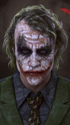 Joker Villian, HD Superheroes Wallpapers Photos and Pictures ID 42972 Le Joker Batman, Der Joker, Joker Heath, Joker Art, Joker And Harley Quinn, Batman Arkham, Batman Robin, Batman Art, Heath Ledger Joker Wallpaper