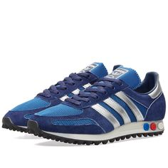 new arrivals 504f1 073a4 1980s Adidas LA Trainer OG trainers reissued