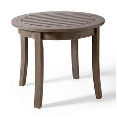 Plantation Side Table