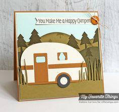 17 Best images about Mft Happy Camper on Pinterest | Favorite ...