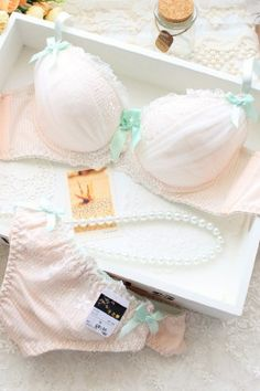 lace lingerie set girl sweet embroidered mesh bra set gather wholesale underwear set with briefs,brassiere sexy design   Sexy Japanese Lingerie