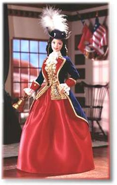 1997 Patriot Barbie® | Barbie American Stories Collection *WORLD CULTURE