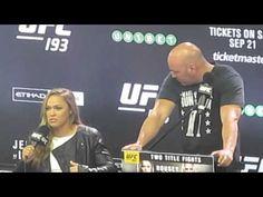 Ronda Rousey on Nick Diaz's Five-Year Marijuana Suspension