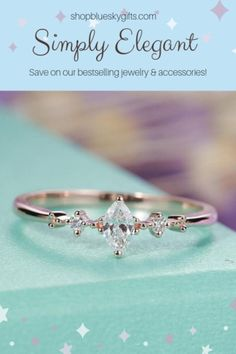 Rings Romad White Cz Rings For Women Engagement Finger Rings Wedding Clear Aaa Zircon Jewelry Bague Bijoux R4 Elegant And Graceful