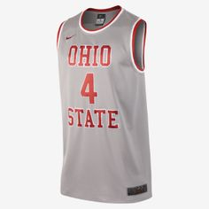 custom ohio state basketball jersey