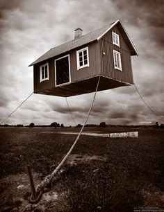 Mind-Bending Photo Manipulations by Erik Johansson