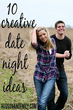 Creative Date Night Ideas - Hudson and Emily
