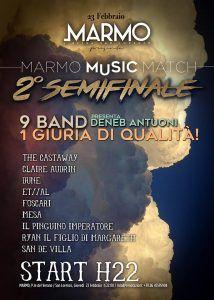 MARMO MUSIC MATCH contest musicale della capitale-ALT-TAG