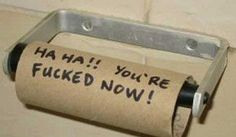 Funny Bathroom Graffiti – Funny Products and other funny stuff . Funny Prank Calls, Funny Pranks, Zeppelin, Bathroom Graffiti, Bathroom Humor, Bathroom Signs, Bathroom Art, Motivational Posters, Favim