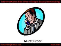 Telemarketing  by Murat Erdör, via Slideshare