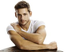 Male Model Max Emerson For Ricky Middlesworth Socialite Life Glee, Novels About Life, Gay Male Models, Top Models, Max Emerson, Beautiful Men Faces, Good Looking Men, My Guy, Bearded Men