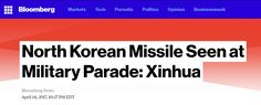 Chinese Media Almost Sets Off Military Action With Erroneous North Korea Headline | Zero Hedge