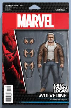 Fifty years from now, Logan -- the man who no longer calls himself Wolverine -- will have endured many atrocities: The Marvel Universe's villains will have banded together and rid the world of its her