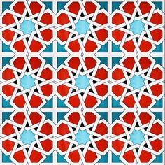 Anikya Mimari - K0123 Islamic Art Pattern, Arabic Pattern, Geometric Designs, Geometric Art, Islamic Designs, Geometric Patterns, Zentangle Patterns, Mosaic Patterns, Islamic Calligraphy