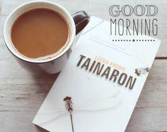 Book Morning ;) #book #tainaron #goodmorning