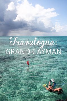 Travelogue: Grand Cayman