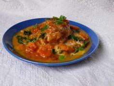 Vöröskaktusz diétázik: Sütőtökös spenótos csirke curry (paleo) Paleo, Thai Red Curry, Ethnic Recipes, Food, Essen, Beach Wrap, Meals, Yemek, Eten