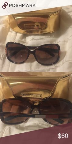 Tory burch sunglasses Great condition. Barely used. Tory Burch Accessories Sunglasses