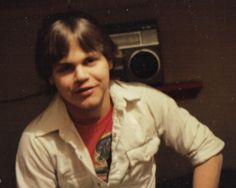 This is a picture of me in 1981 while working for Dawson Mining on Clear Creek & Hobo Creek. This picture is proof I once had hair.