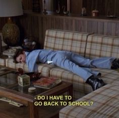 Freaks and Geeks- Do I have to go back to school Life Quotes Love, Mood Quotes, Film Quotes, Funny Quotes, Citations Film, Freaks And Geeks, Movie Lines, Thinking Day, Going Back To School