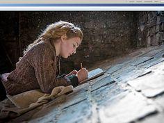 DIE BÜCHERDIEBIN (Sophie Nélisse , Geoffrey Rush)   Trailer & Filmclips ...