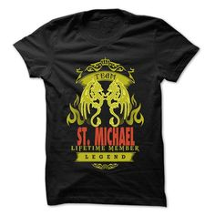 I Love Team St. Michael ... St. Michael Team Shirt ! T shirts