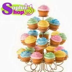 Stand 41 cupcake