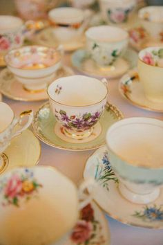 Ladies tea party - my house!