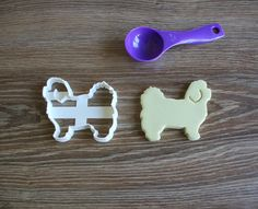 Maltese Cookie Cutter Dog Breed cookie Cutter Pet Treat Cutter Puppy Cupcake Topper Animal Cake Topper Gingerbread Cookie Cutter by CookieCuttersFactory on Etsy