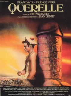 Querelle de Brest (censored) di Rainer Werner Fassbinder