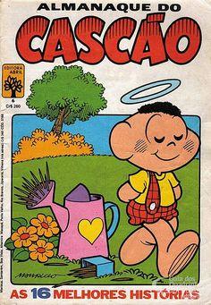 Almanaque do Cascão n° 6/Abril | Guia dos Quadrinhos