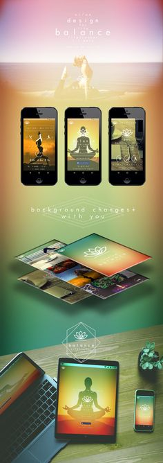 "Check out this @Behance project: ""balance: an app design for life balance."" https://www.behance.net/gallery/51577893/balance-an-app-design-for-life-balance"