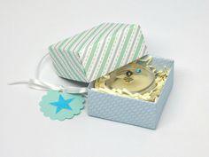 Organic Lip Balm Gift Box Womens Gift by GwensHomemadeGifts, $8.00