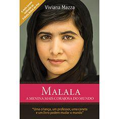 Livro - Malala: A Menina Mais Corajosa do Mundo