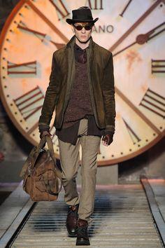 John Galliano Menswear Winter 2011