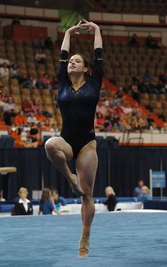 """BYU gymnastics gymnast  moved from Kythoni's Gymnastics: Collegiate board http://www.pinterest.com/kythoni/gymnastics-collegiate/ m..16.2 KCWFTP  - MormonFavorites.com  """"I cannot believe how many LDS resources I found... It's about time someone thought of this!""""   - MormonFavorites.com"""