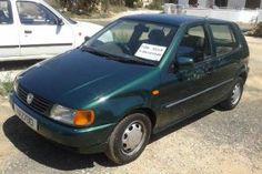 1998 Volkswagen Polo 1.4 1400.00 EUR #CyprusCars #Cyprus #Famagusta