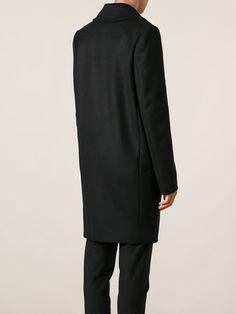 Stella Mccartney Double Breasted Zip Coat - Nida - Farfetch.com