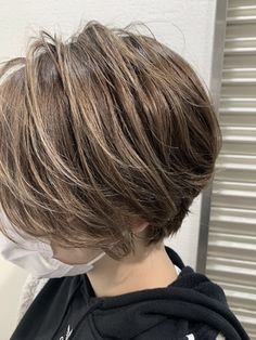 Choppy Layers, Short Hair With Layers, Short Hair Cuts, Short Hair Styles, Hair Dos, Cute Hairstyles, Hair And Nails, Pixie, Style Me