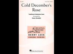 Cold December's Rose