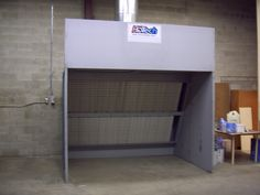 We can modify your exisitng booth to meet your changing requirements. Whether it is due to production changes or quality of the finish required. #Spray #booths