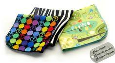 Reusable Cloth Lunch Napkins - 3-pk
