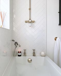 Bathroom decor for the master bathroom remodel. Learn master bathroom organization, bathroom decor suggestions, master bathroom tile ideas, master bathroom paint colors, and more. Bathroom Red, Vanity Bathroom, Bathroom Ideas, Restroom Ideas, Restroom Remodel, Bathroom Hardware, Remodel Bathroom, Bathroom Layout, Bathroom Colors