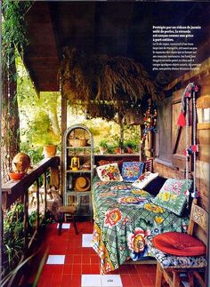 this reminds me of a place I stayed in Kenya. I need this again.