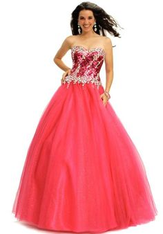 Party Time Gown 6119 Prom Dress - PromDressShop.com